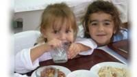 Çocuklarımız neler yemeli?