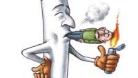 Sigara İçenler Derin Uyuyamıyor